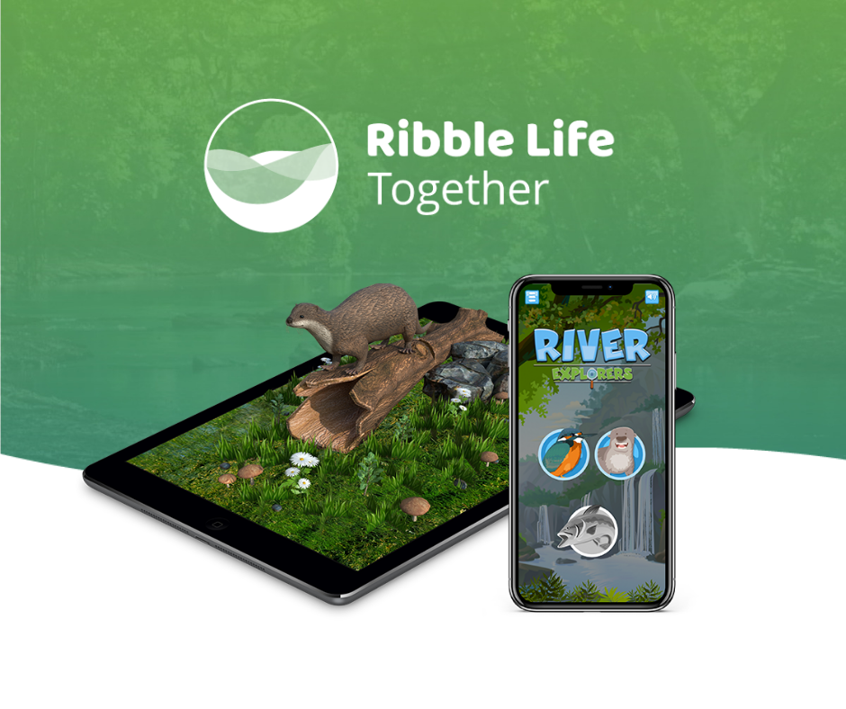 ribble life together ar app