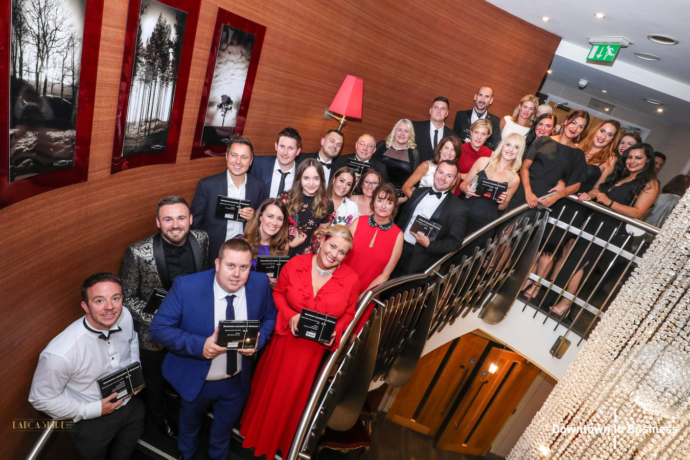 downtown in business lancashire 2018 awards tienda digital